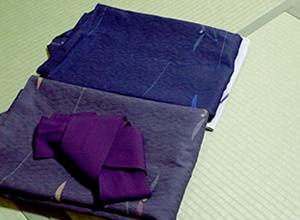 簡単な着物・浴衣のたたみ方